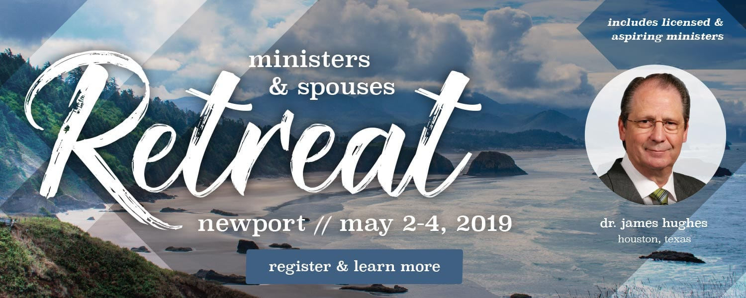 Oregon District Ministers and Spouses Retreat 2019
