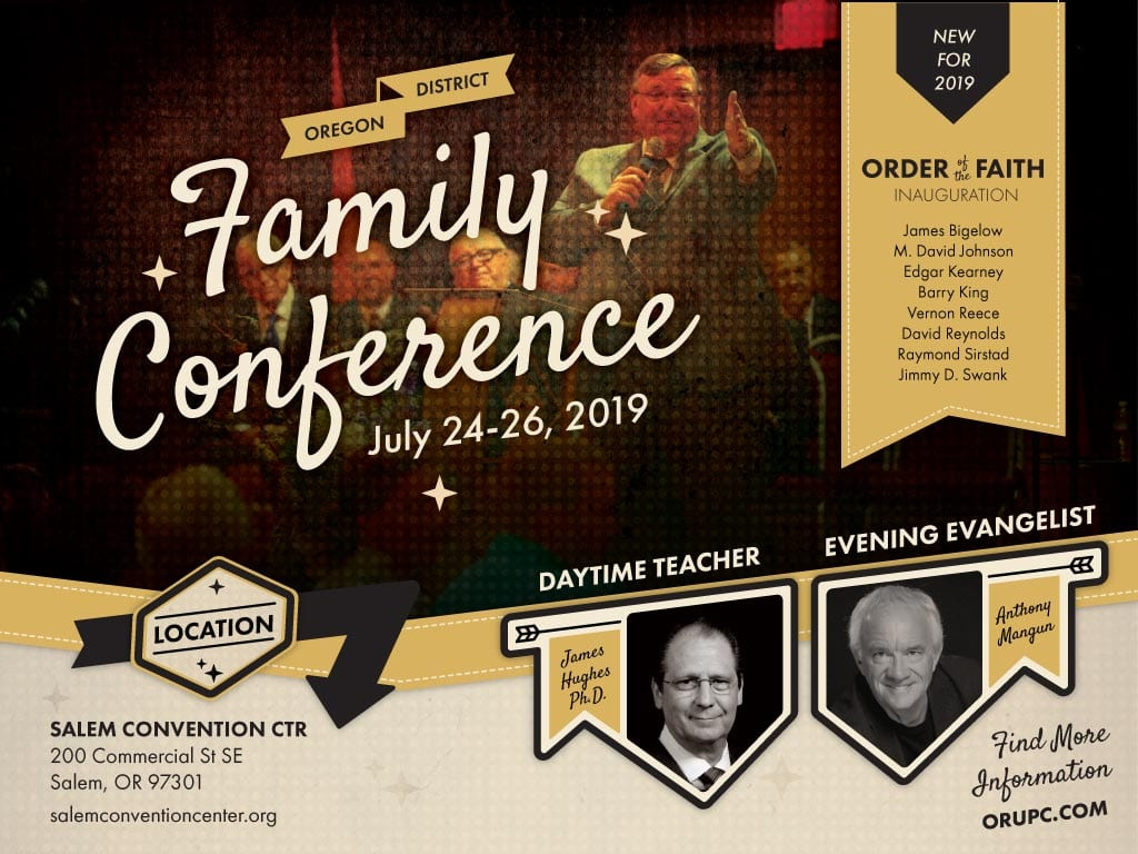Family Conference - Oregon District