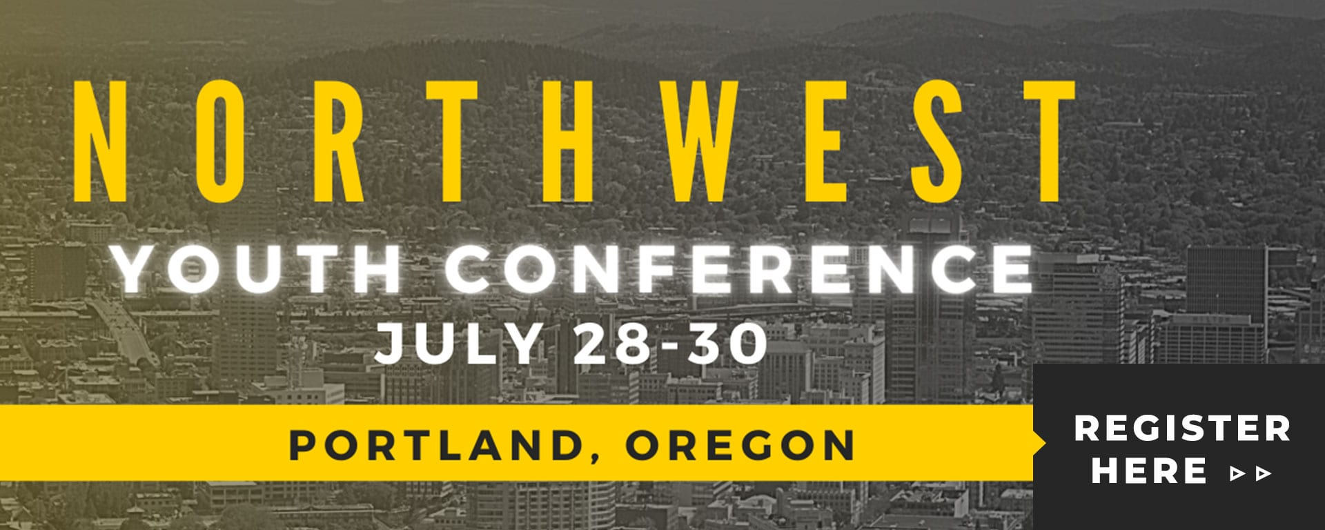 Northwest Youth Conference July 28-30, 2021