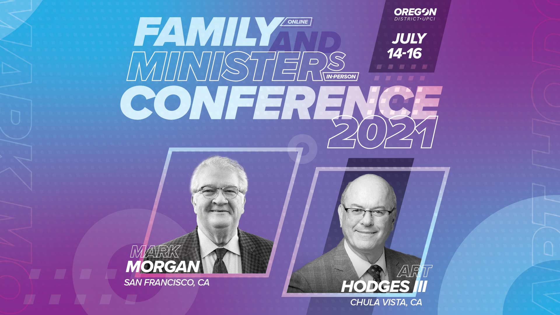 Oregon Family Conference 2021